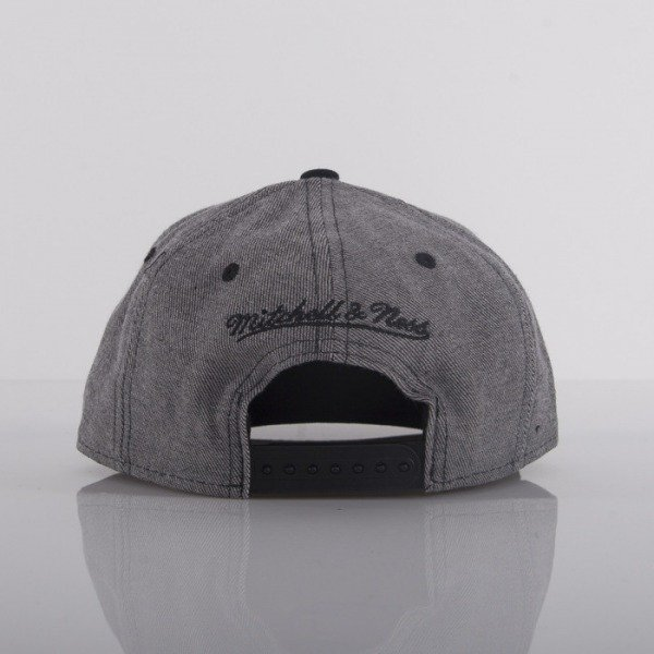 Mitchell & Ness cap Los Angeles Kings heather grey Rewind EU284
