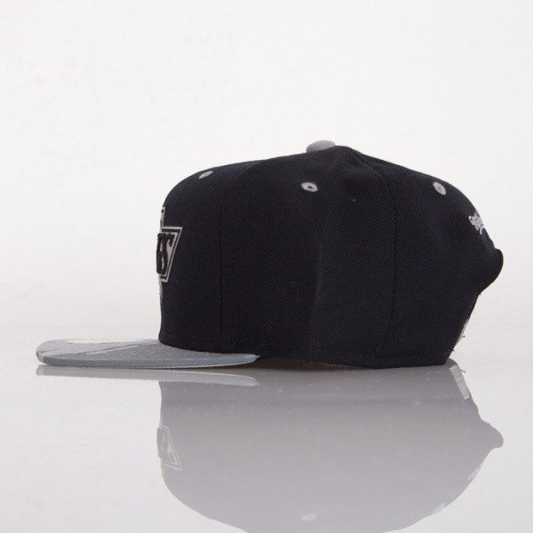 Mitchell & Ness cap Los Angeles Kings laking blk Paint Brush EU149