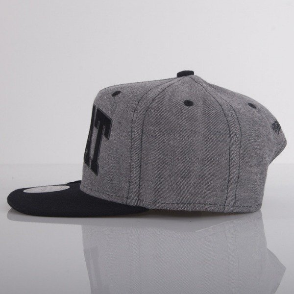 Mitchell & Ness cap Miami Heat heather grey Rewind EU284
