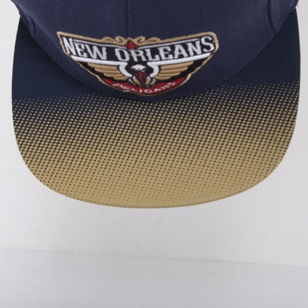 Mitchell & Ness cap Pelicans navy Stop On A Dime NZ55Z