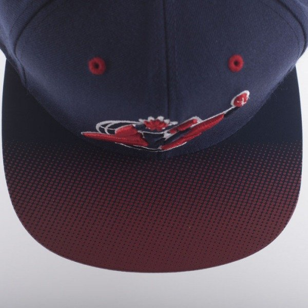 Mitchell & Ness cap Washington Wizards navy Stop On A Dime NZ55Z