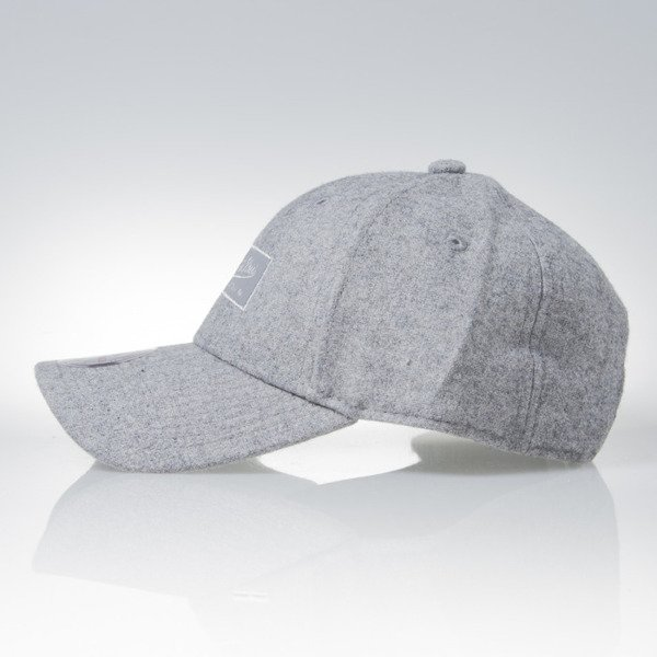 Mitchell & Ness cap snapback 6panel M&N Own Brand grey heather Eclipse EU823