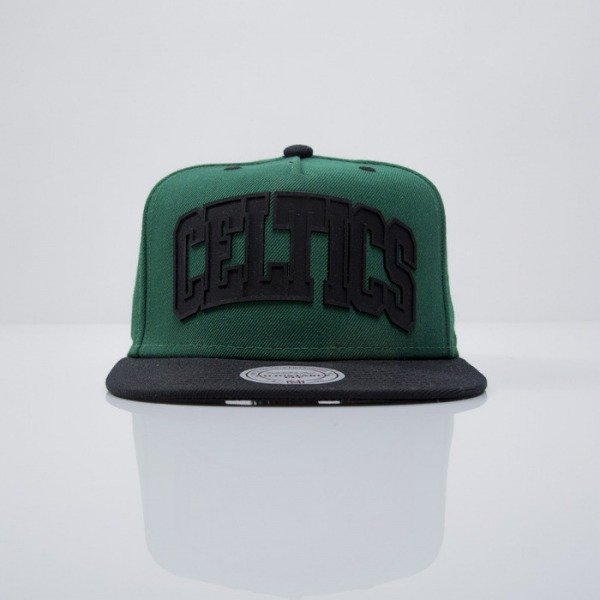 Mitchell & Ness cap snapback Boston Celtics ALLEY OOP EU349