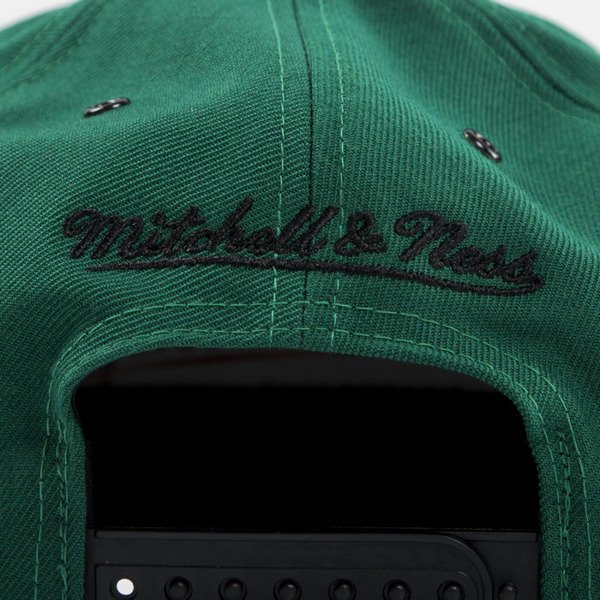 Mitchell & Ness cap snapback Boston Celtics green EU501 SPEEDWAY