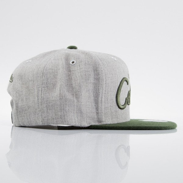 Mitchell & Ness cap snapback Boston Celtics heather grey EU494 JOLT