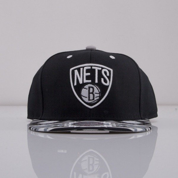 Mitchell & Ness cap snapback Brooklyn Nets black EU250