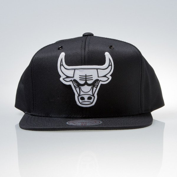 Mitchell & Ness cap snapback Chicago Bulls black BOARD EU830