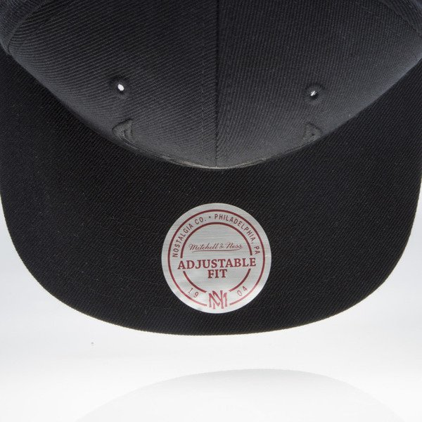 Mitchell & Ness cap snapback Chicago Bulls black Geo Tech EU850