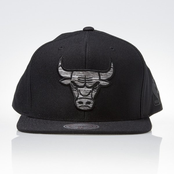 Mitchell & Ness cap snapback Chicago Bulls black MOTION EU826
