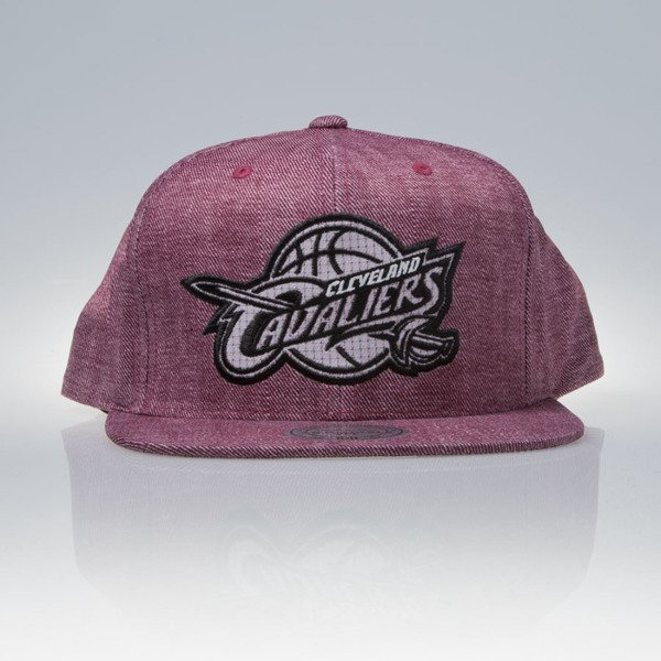 Mitchell & Ness cap snapback Cleveland Cavaliers red HYDRO EU843