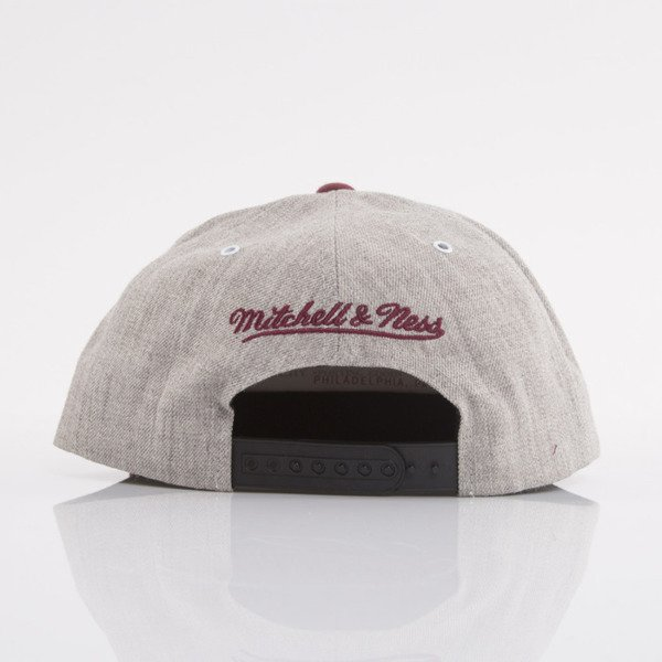 Mitchell & Ness cap snapback Detroit Red Wings heather grey EU494 Jolt
