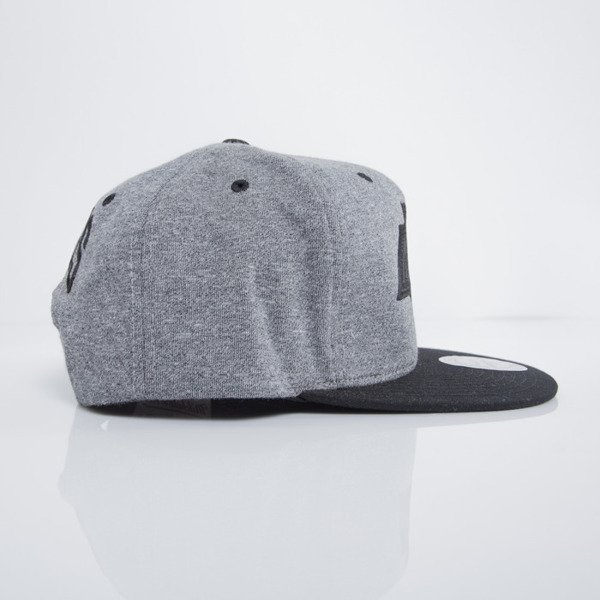 Mitchell & Ness cap snapback Los Angeles Kings dark heather grey Sidewalk EU499