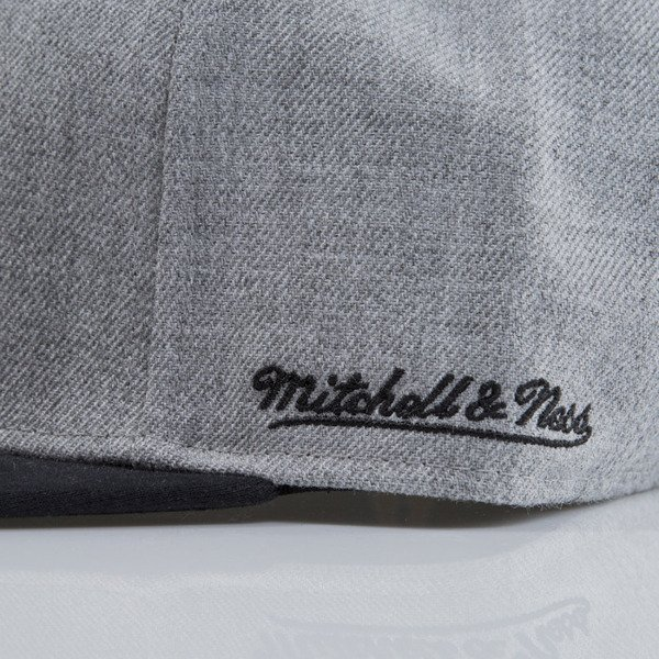 Mitchell & Ness cap snapback Los Angeles Kings heather grey EU438 BACKBOARD