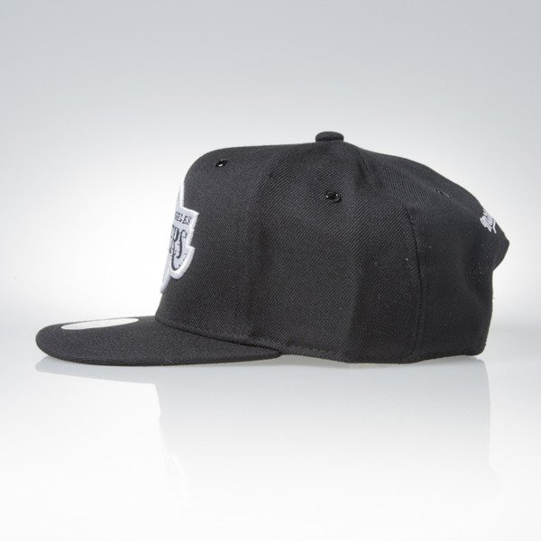 Mitchell & Ness cap snapback Los Angeles Lakers black Black White EU901