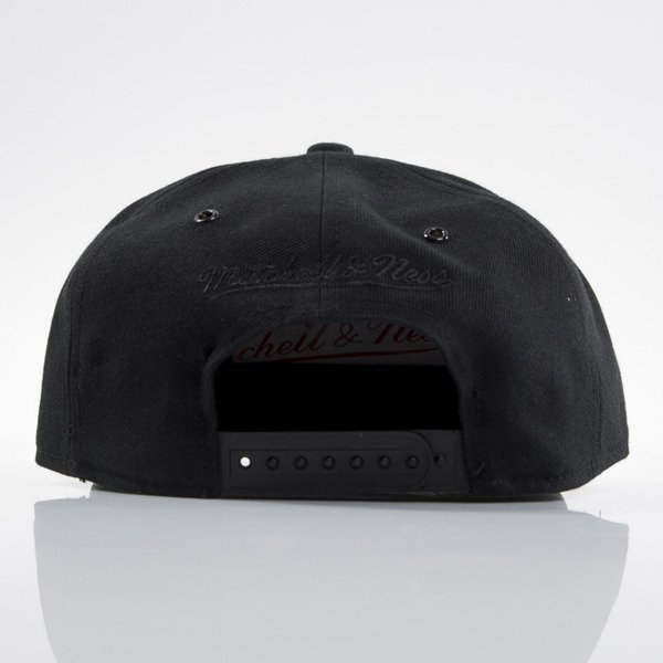 Mitchell & Ness cap snapback Los Angeles Lakers black EU501 SPEEDWAY
