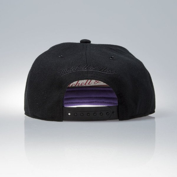 Mitchell & Ness cap snapback Los Angeles Lakers black FILTER EU837