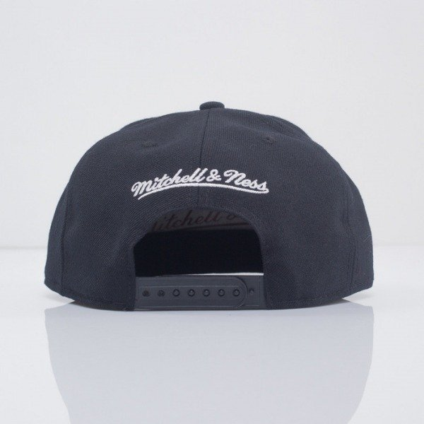 Mitchell & Ness cap snapback Los Angeles Lakers black Insider VE34Z