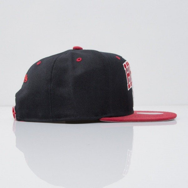 Mitchell & Ness cap snapback Miami Heat black Team Arch NA80Z