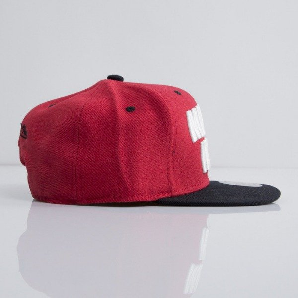 Mitchell & Ness cap snapback Miami Heat red Score EU300