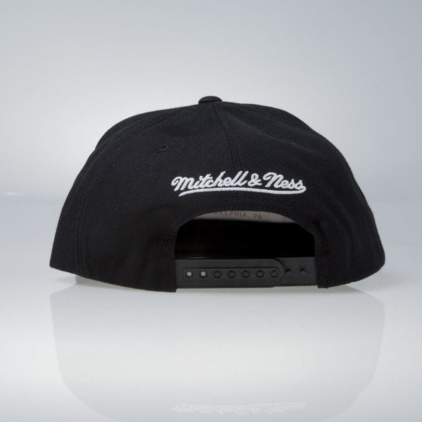 Mitchell & Ness cap snapback Mitchell and Ness Logo black Heather 2 Tone EU946