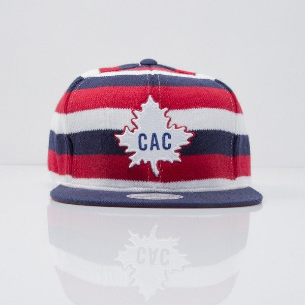 Mitchell & Ness cap snapback Montreal Canadiens multicolor Team Short Jersey VG04Z