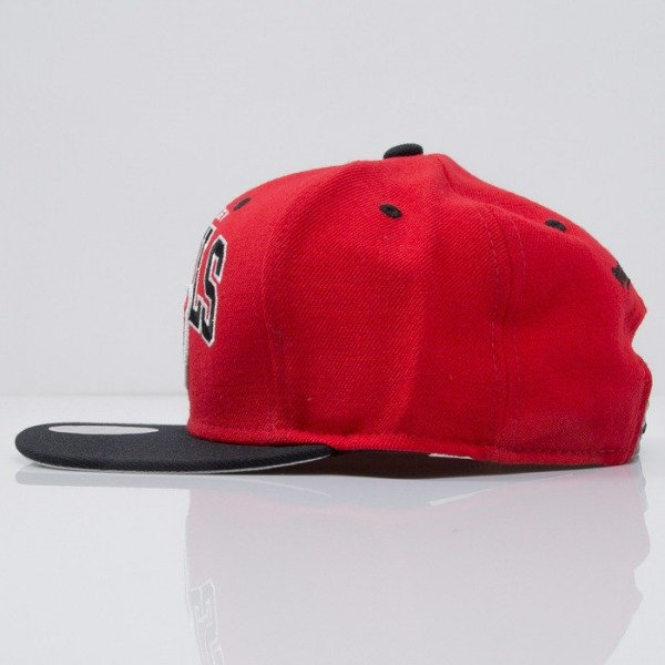 Mitchell & Ness cap snapback New Jersey Devils red Team Arch ND12Z