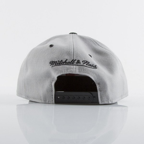 Mitchell & Ness cap snapback New York Knicks grey EU501 SPEEDWAY