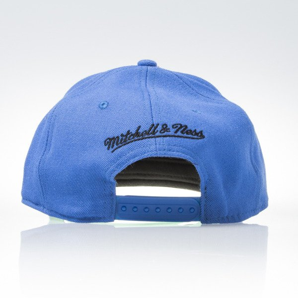 Mitchell & Ness cap snapback Orlando Magic blue WOOL SOLID NZ979