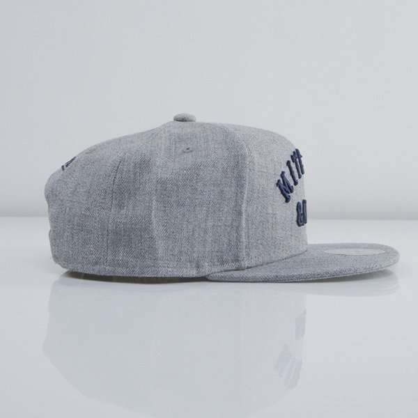 Mitchell & Ness cap snapback Patriot heather grey EU399