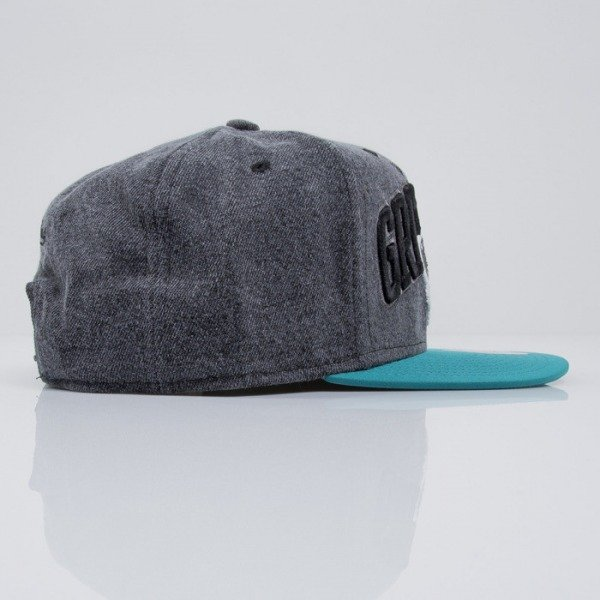 Mitchell & Ness cap snapback Vancouver Grizzlies dark grey Boardwalk EU443