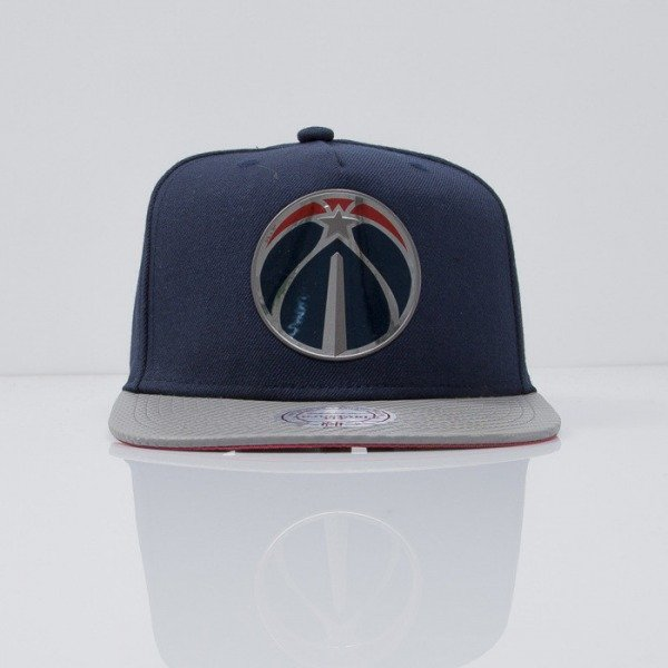 Mitchell & Ness cap snapback Washington Wizards navy NEO EU360