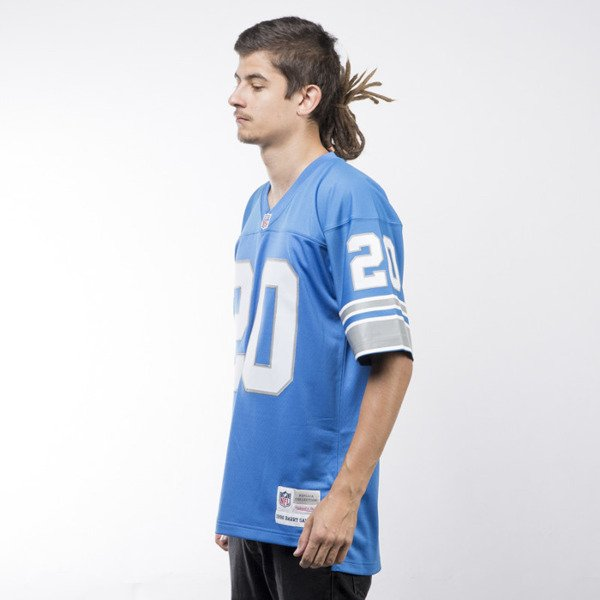 Mitchell & Ness jersey Detroit Lions blue NFL REPLICA JERSEYS
