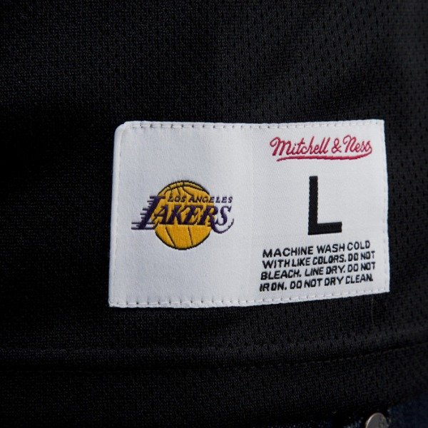 Mitchell & Ness jersey Los Angeles Lakers black #1 Spot Mesh Short Sleeve