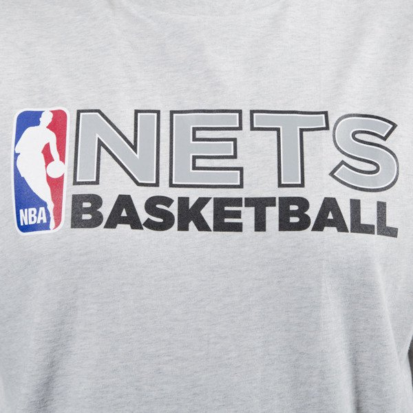 Mitchell & Ness longsleeve Brooklyn Nets grey Team Issued