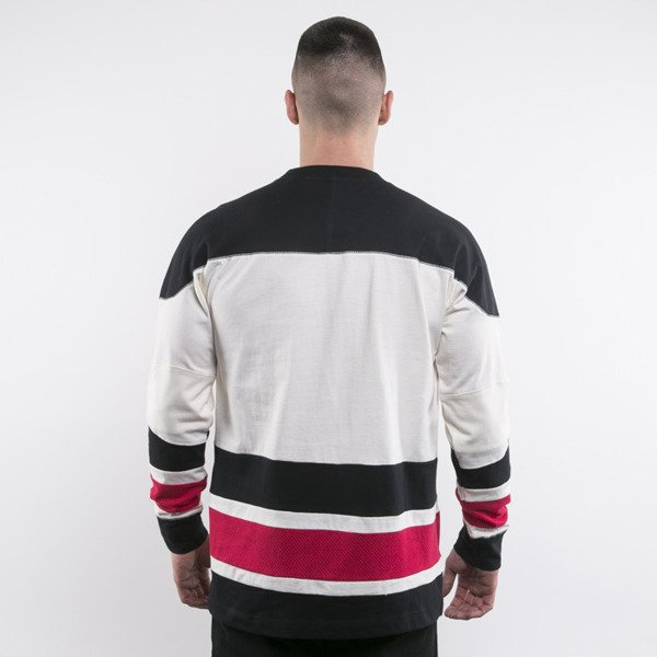 Mitchell & Ness longsleeve Chicago Blackhawks off white Changing on the Fly