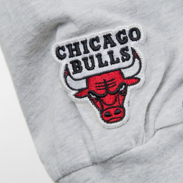 Mitchell & Ness longsleeve Chicago Bulls grey Team Issued