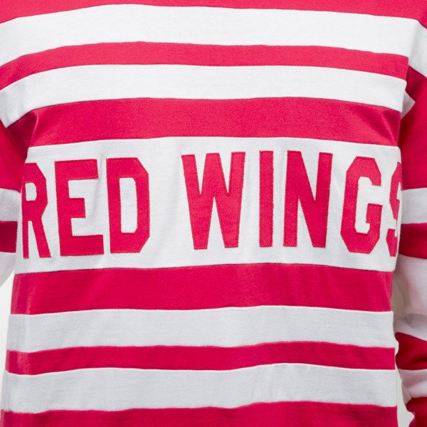 Mitchell & Ness longsleeve Detroit Red Wings red NHL OPEN NET