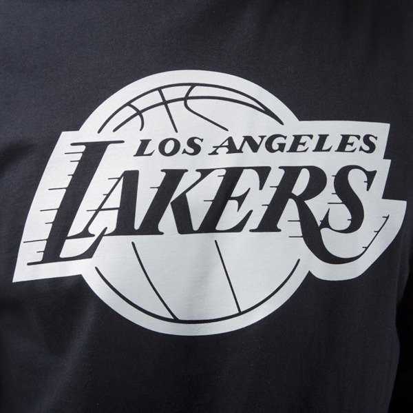 Mitchell & Ness longsleeve Los Angeles Lakers black  FREE THROW