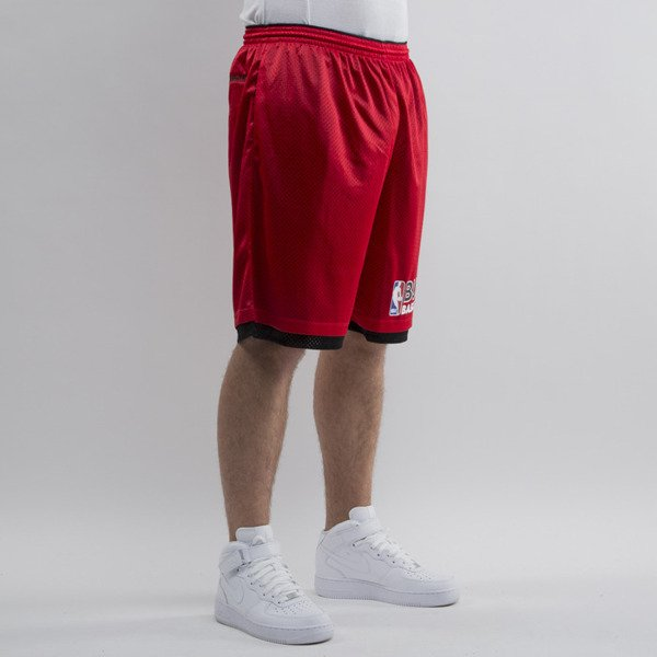 Mitchell & Ness shorts Chicago Bulls red NBA Reversible Mesh