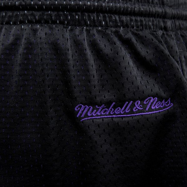 Mitchell & Ness shorts Los Angeles Lakers black NBA Reversible Mesh