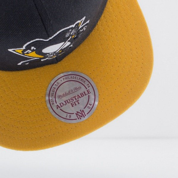 Mitchell & Ness snapback Pittsburgh Penguins black Flipside EU239