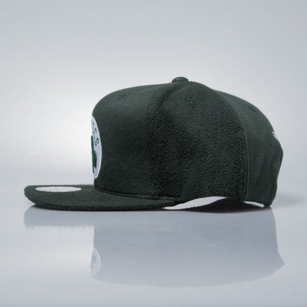 Mitchell & Ness snapback cap Boston Celtics green VV32Z TONAL TEXTURE FRENCH TERRY