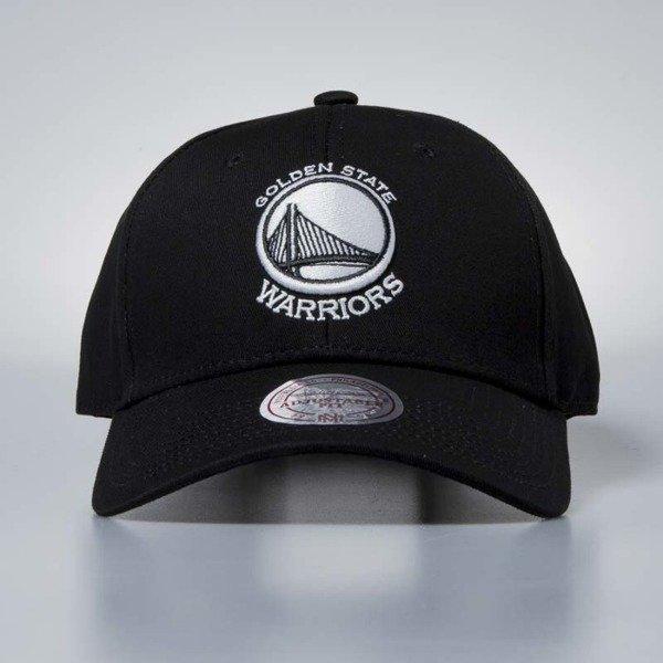 official photos 939a1 1493e Mitchell   Ness strapback Golden State Warriors black Team Logo Low Pro    Bludshop.com
