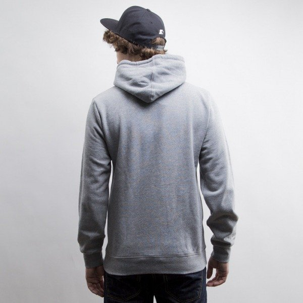 Mitchell & Ness sweatshir Own Brand hoody grey heather Nostalgia