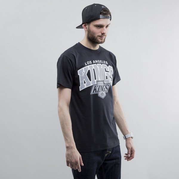 Mitchell & Ness t-shirt Los Angeles Kings black Team Arch