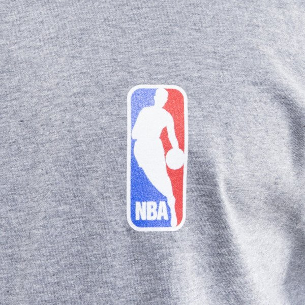 Mitchell & Ness t-shirt  NBA Logoman grey Team Logo Traditional