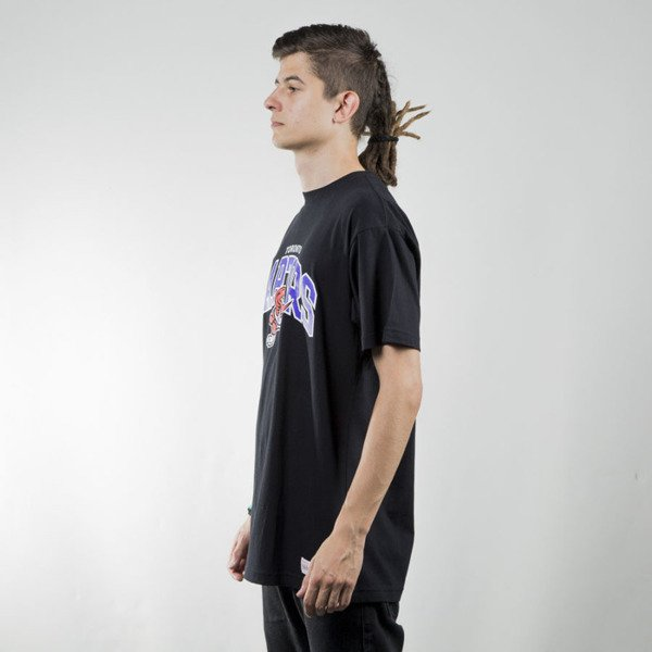 Mitchell & Ness t-shirt Toronto Raptors black Team Arch Traditional