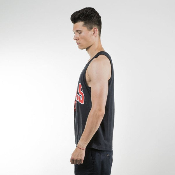 Mitchell & Ness tank top Chicago Bulls black Team Arch