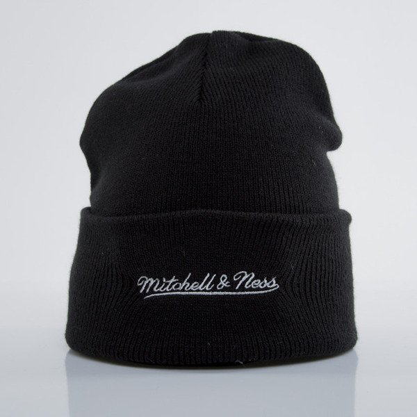 Mitchell & Ness visor beanie Los Angeles Kings black Team Logo Cuff EU785