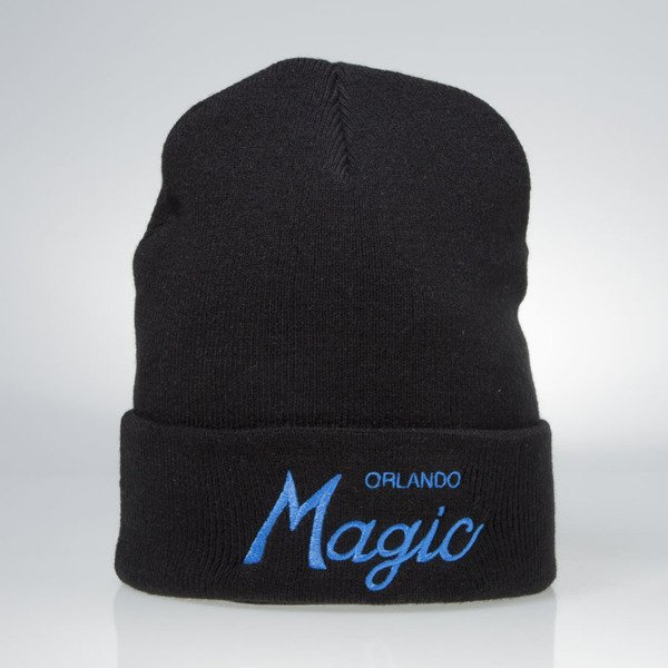 Mitchell & Ness winter beanie Orlando Magic black EU175 Team Talk